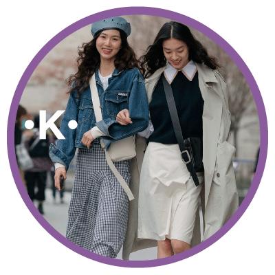 Korean Fashion Trends- what is korean street fashion - Street fashion