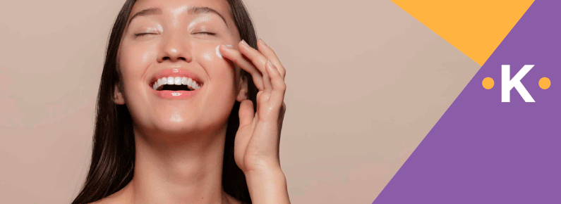 Korean Fashion Trends - Skincare with Korean products - Banner