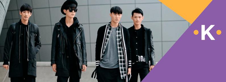 Korean Fashion Trends-Trends in mens korean fashion- Banner