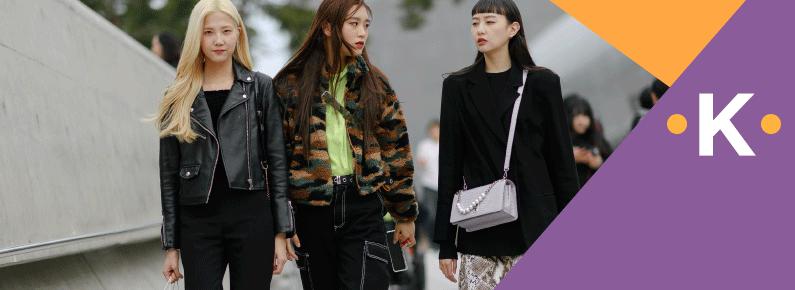 Korean Fashion Trends- what is korean street fashion - Banner