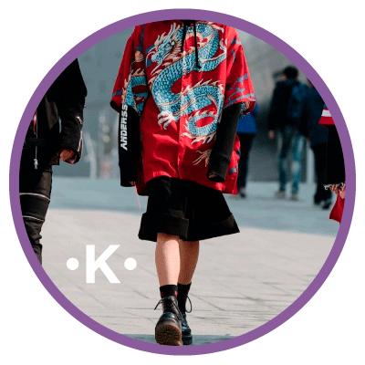 Korean Fashion Trends- what is korean street fashion - XIDOXU