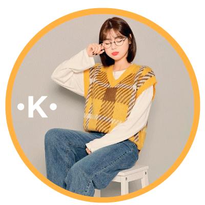 Korean Fashion Trends - youth fashion - Hotping
