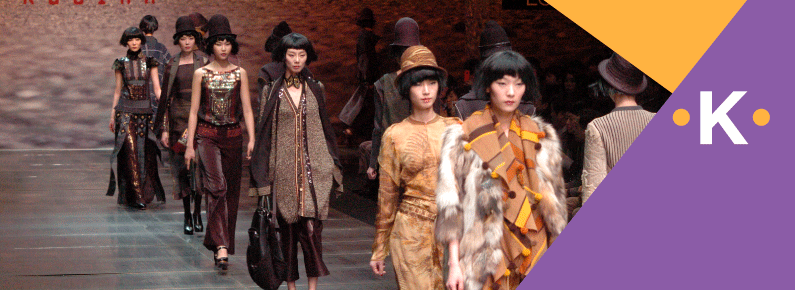 Korean Fashion Trends - Korean fashion designers in London - Banner