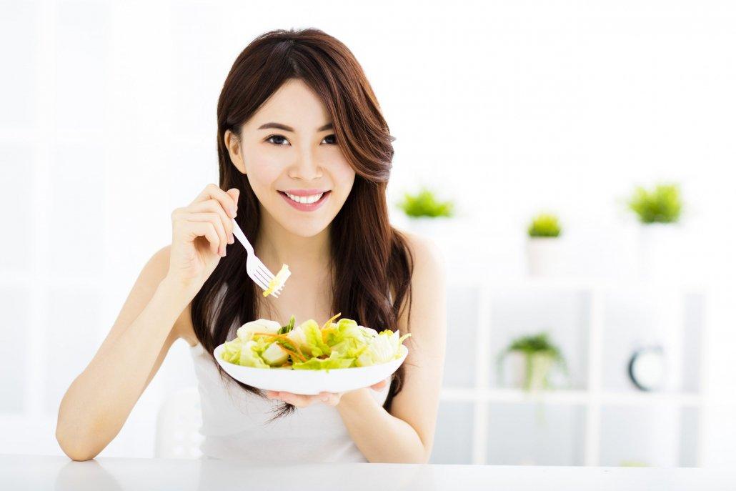 Korean Fashion Trends - Korean eating habits to lose weight- Banner