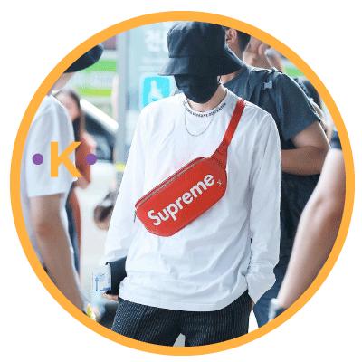 Korean-Fashion-Trends-Supreme - K-pop Idols' favorite clothing brands