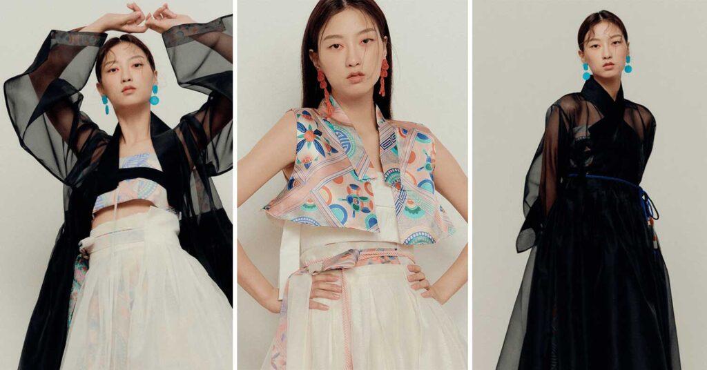 Korean Fashion Trends - Do Korean wear modern hanboks?